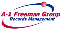 A-1 Freeman Record Management Logo